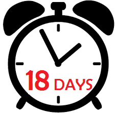 18-days