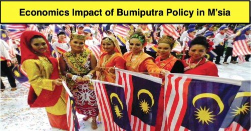 Economics Impact of Bumiputra Policy In Malaysia - A Level Economics