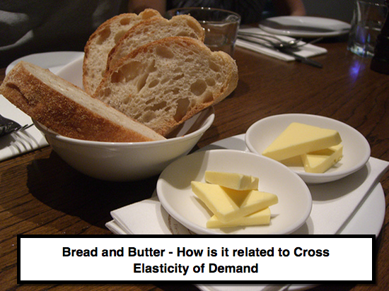 what is cross demand