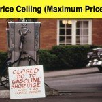 Price Ceiling - A Level Econs Topical Summary