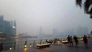 Market Failure with Haze