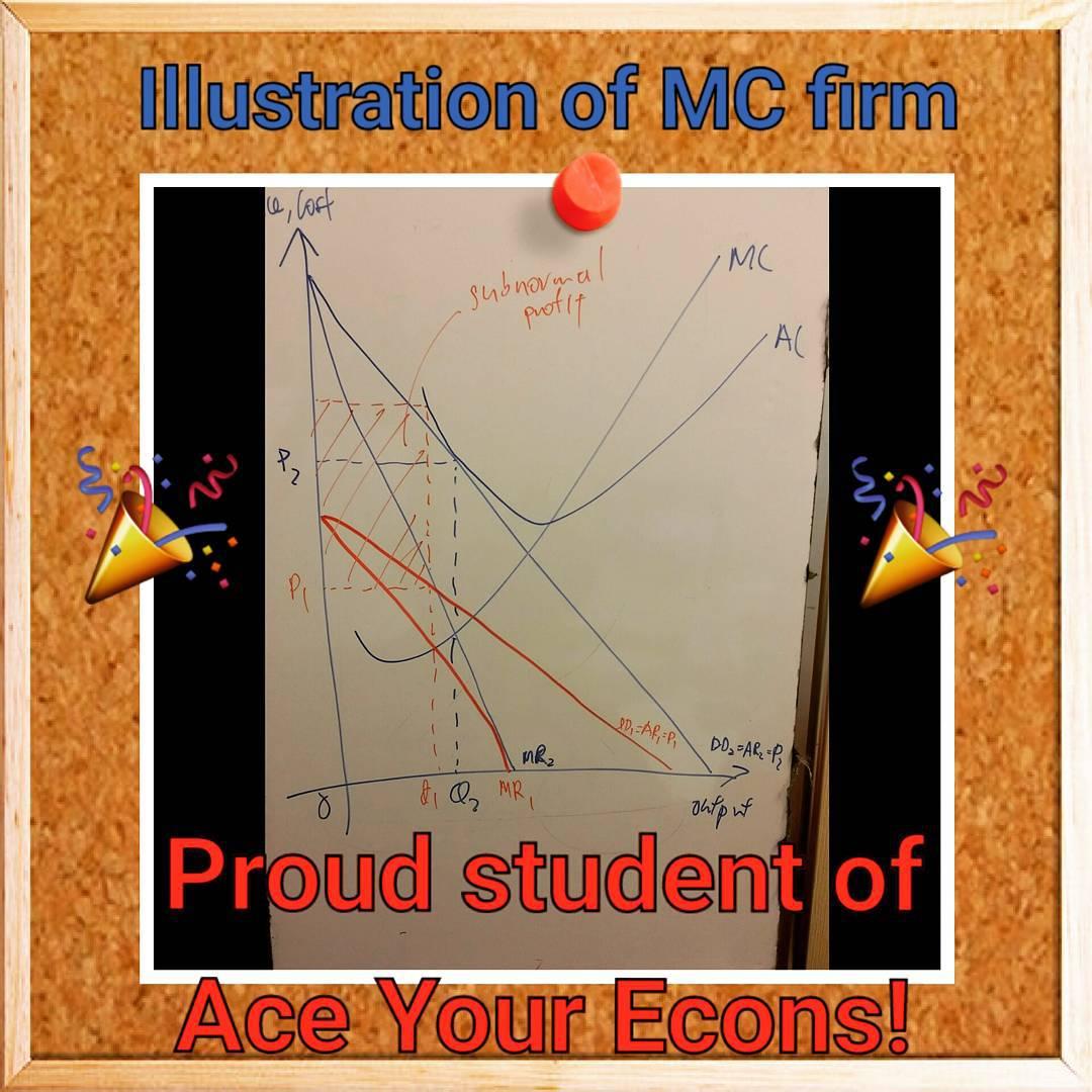 Correct MC illustration