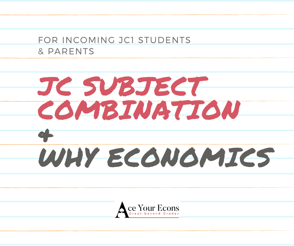 JC Subject Combination Guide