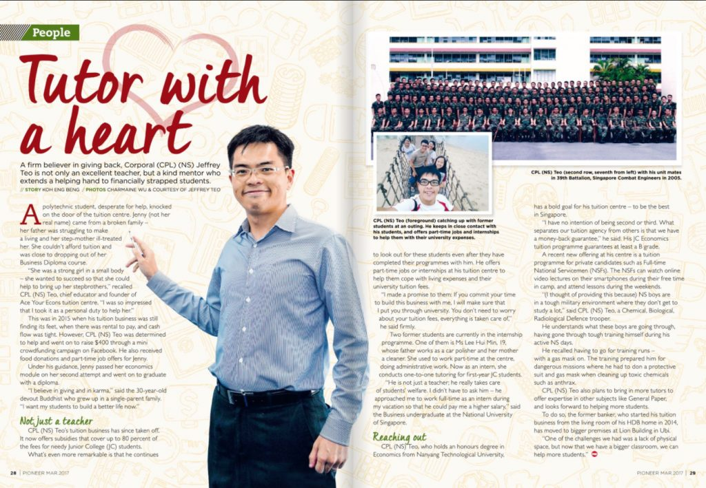 jc economics tuition provider media feature